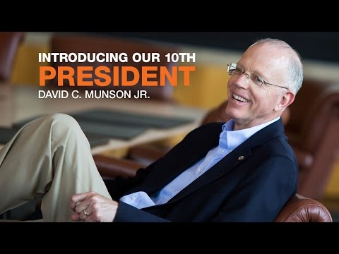 RIT Incoming President Announcement - FULL EVENT