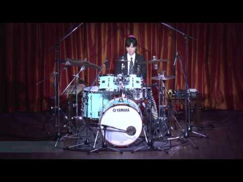 Yamaha Drums Sound Comparison / Performed by Senri Kawaguchi (Drum Solo)