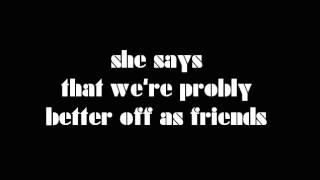 Unwritten Law - She Says (lyrics)