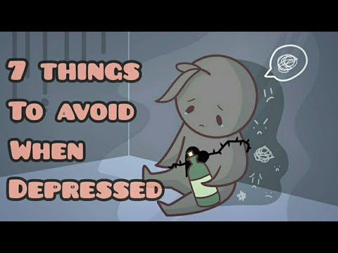 Download 7 Things To Avoid When Depressed