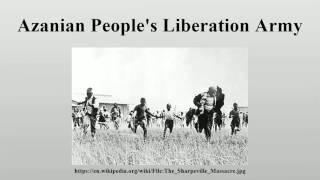 Azanian People
