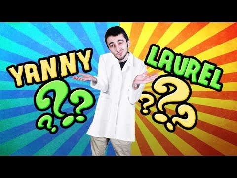 YANNY OR LAUREL CHALLENGE! (Secret Science Behind the ILLUSION!
