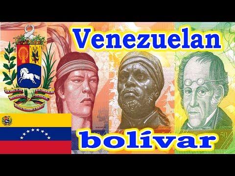 Venezuelan Bolivar Fuerte