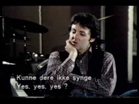 Paul McCartney Southbank Show 1977 Rare 1 3