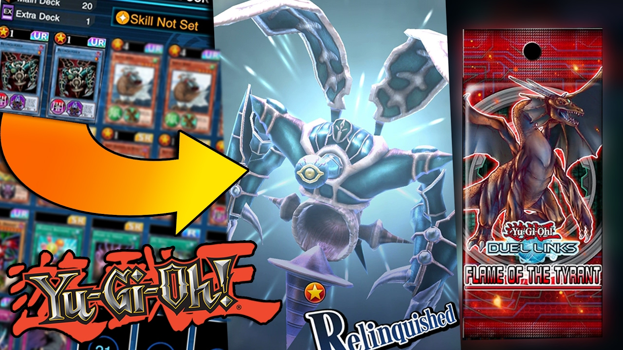 Recommended Links BEST RELINQUISHED DECK...