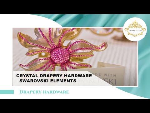 video 1 drapery hardware ideas for diy window treatments