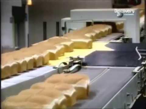 Sistema de producción en linea  - Elaboración de Pan Blanco