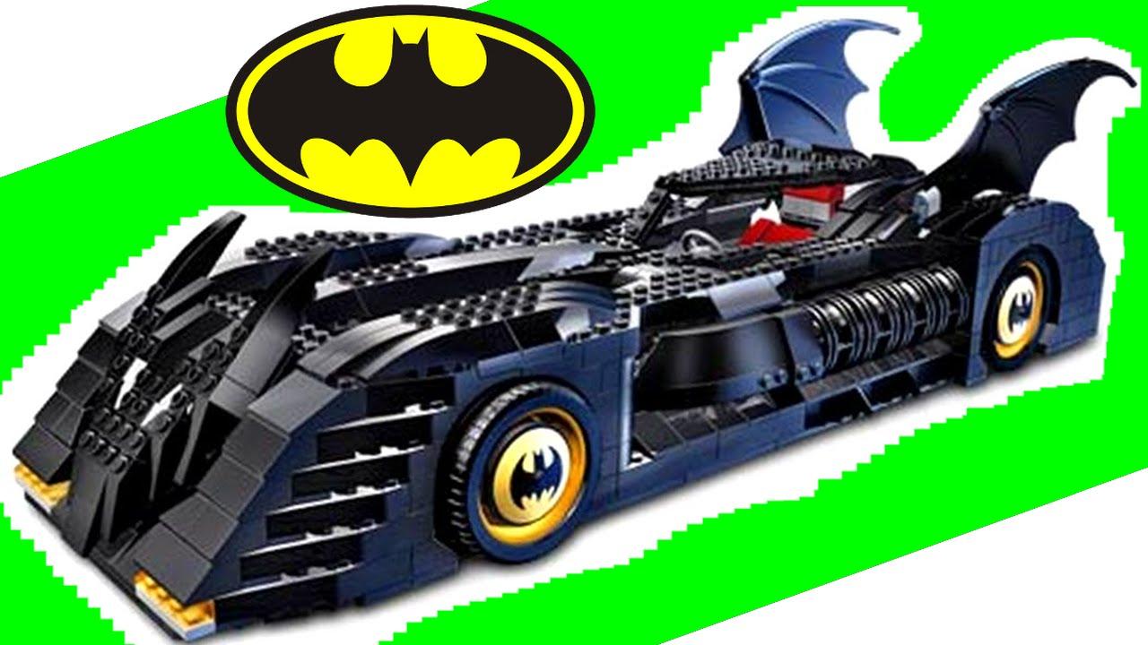 LEGO BATMAN UCS Batmobile 7784 Review - YouTube