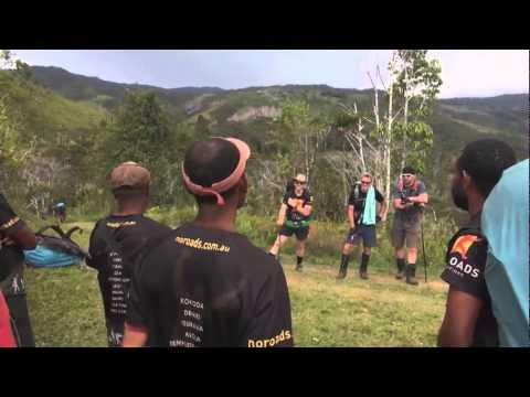 Do Kokoda -- The Footy Show -- Episode 2