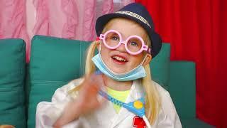 Canção Infantil - Miss Polly tinha uma boneca   Miss Polly Had a Dolly   Children Song in Portuguese