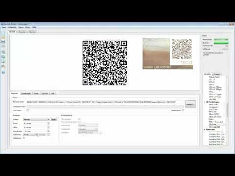 Qr Codes Leicht Gemacht 2d Barcodes Für Vcards Erstellen