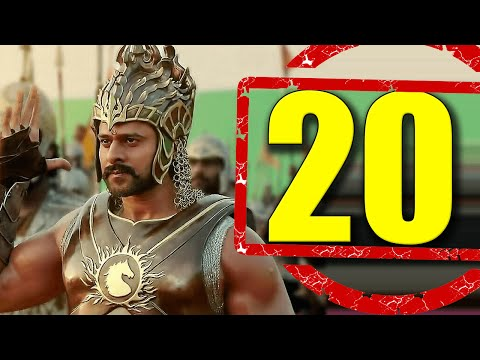 Thumbnail: 20 Shocking facts about BAAHUBALI !