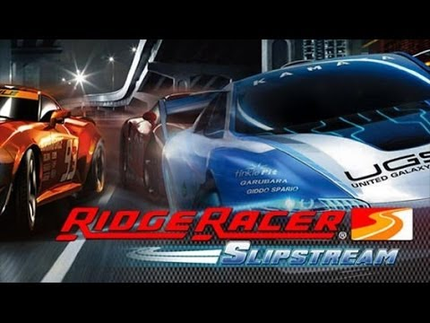 Ridge Racer Slipstream - Trailer HD (Download Game For Android & Iphone/ipad)