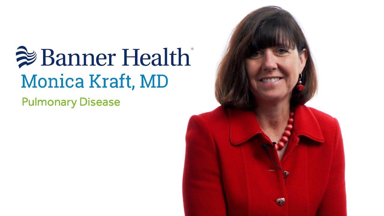 Monica Kraft, MD | Department of Medicine