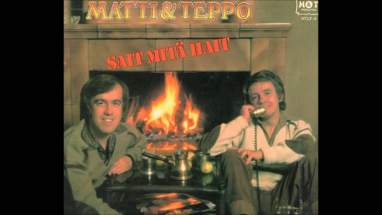 Matti Ja Teppo Lopettaa