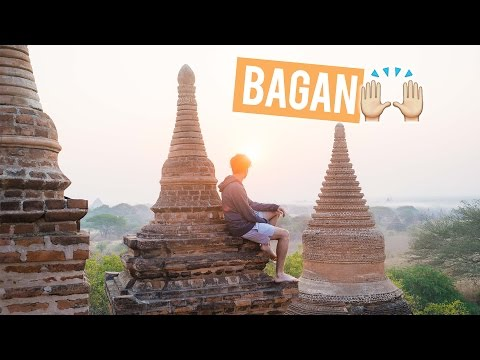 Exploring the Temples of Bagan