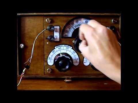 Radio Galena push-pull