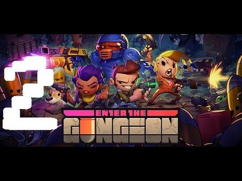 A Good Synergy (Commando + Backup Gun + Double Vision) - Enter the Gungeon Episode 2