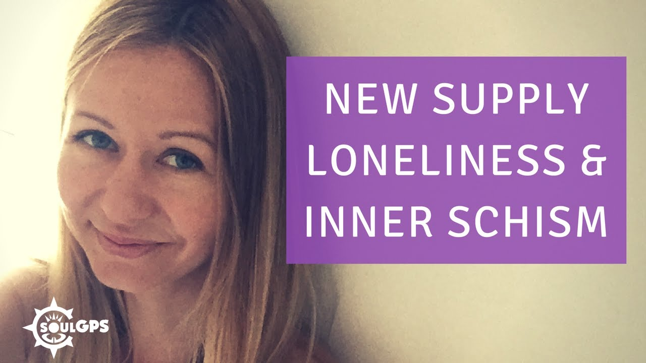Narcissist's New Supply, Loneliness & Inner Schism