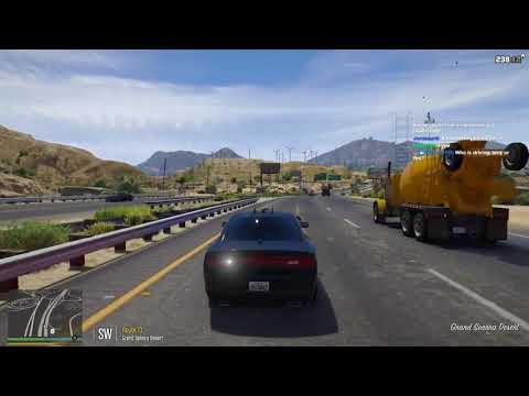 GTA 5 Roleplay   DarkshieldRP - First Shift (Law Enforcement) UNCUT