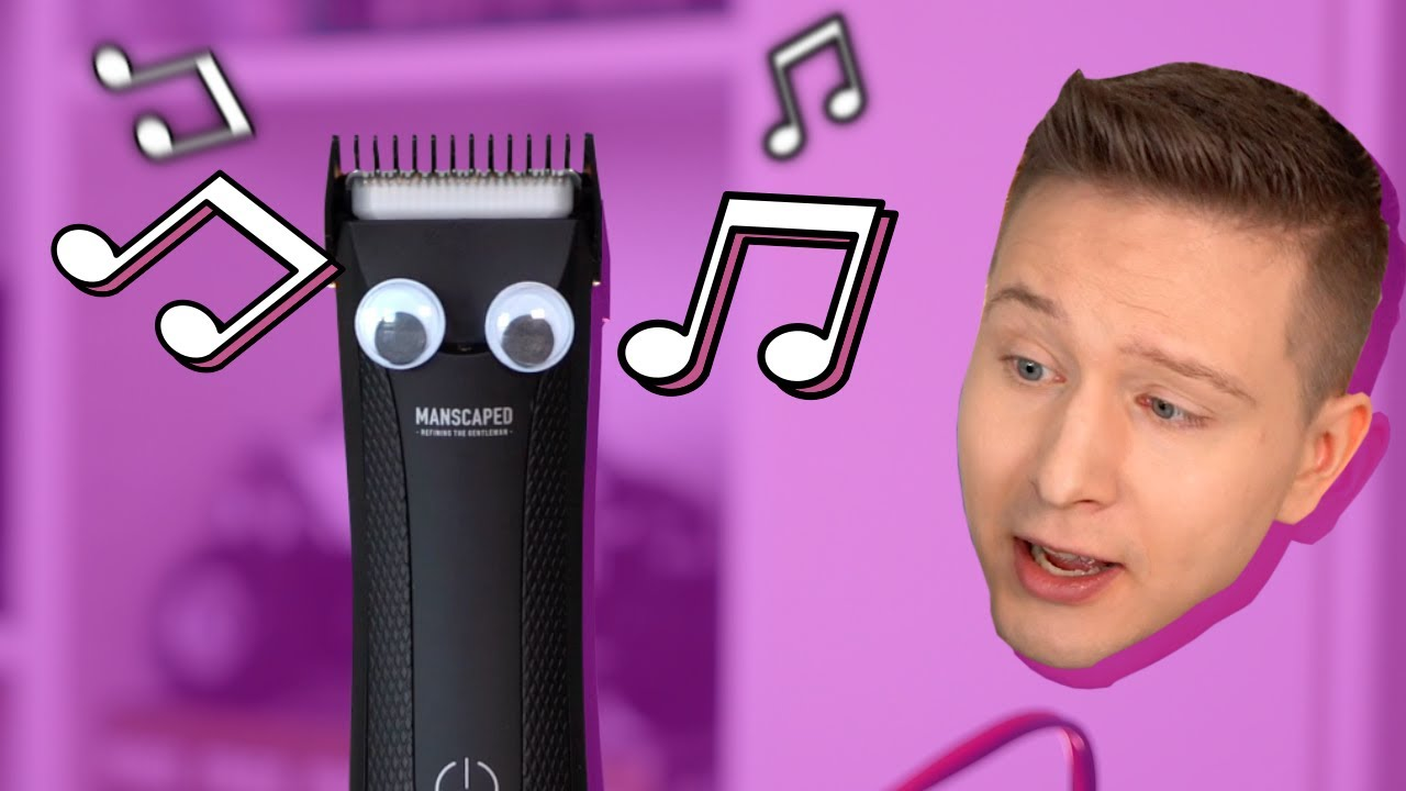 How To Play Music On A Body Trimmer
