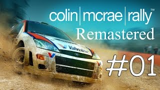 Colin McRae Rally Remastered - Gameplay ITA - Modalità Campionato - Let