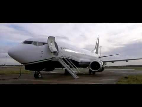 2Excel BroadSword - VIP Boeing 737