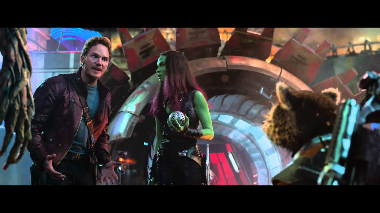 Guardians Of The Galaxy - Official® Trailer 3 [HD]