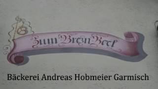 Brezn Bäckerei Garmisch Partenkirchen Andreas Hobmeier traditioneller Bäcker