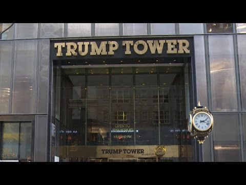 Trump Tower in NYC creates security challenges