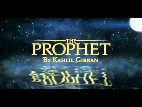 Пророк мультфильм джебран