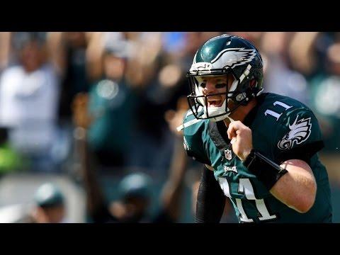 Wentz vs Redskins (Week 14) 32/46, 314 yds, 1TD, 1INT