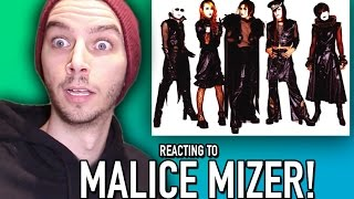 Watch as I REACT to a band known as MALICE MIZER!! REACTION PLAYLIS...