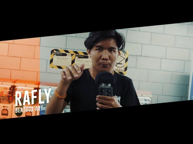 Beatbox Art | Rafly