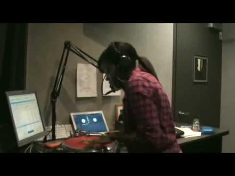 DJ Diamond Kuts Mixing Live At Power 99Fm On Saturday Night Live