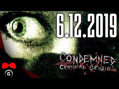 Condemned: Criminal Origins  | #1 | 6.12.2019 | Agraelus | 1080p60 | PC | CZ