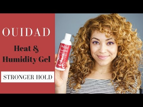 Ouidad New Heat Humidity Gel W Stronger Hold Best