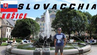 [SLOVACCHIA] KOŠICE, la seconda città più grande della Slovacchia #SLOVACCHIA #SLOVAKIA #KOSICE