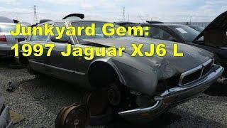 Junkyard Gem 1997 Jaguar XJ6 L thumbnail