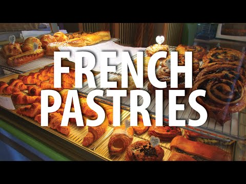 French Breakfast, French Bakery, French Pastries - Heaven!