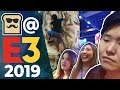 Disguised Toast GOES TO E3 2019!    Nintendo VIP TOUR   Stream Highlight
