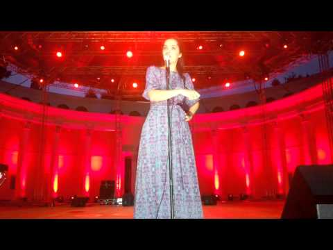 Stand up в Зеленом театре ВДНХ - Юлия Ахмедова