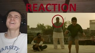 Gilehriyaan Song REACTION – Dangal | Aamir Khan | Pritam | Amitabh Bhattacharya | Jonita Gandhi