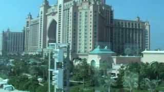 Пальма Джумейра ОАЭ, Дубаи(Монорельс., 2013-06-07T06:41:40.000Z)