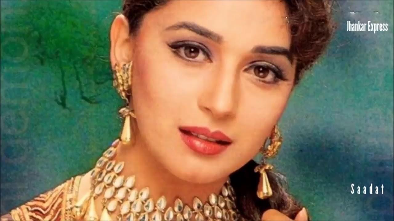 Download Bheegi Huyi Hai Raat (((Jhankar))) HD - Sangram (1993), HDTV songs from Saadat