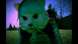 strange girl in cat mask does CRAZY all star cover! MUST SEE! *not clickbait* *seriously its not*
