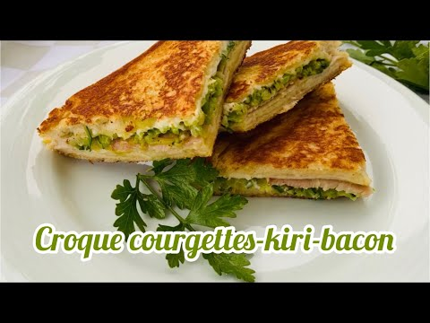 recette-facile-extra-de-croque-courgettes-kiri-bacon