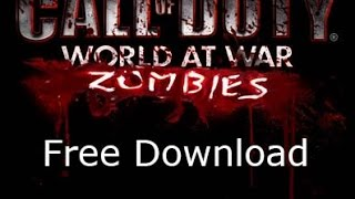 World at war free download 2015/no torrent + mod menu (German/Deutsch)