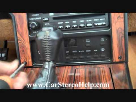 How to Chevrolet Corvette C3 Bose Stereo Radio stereo
