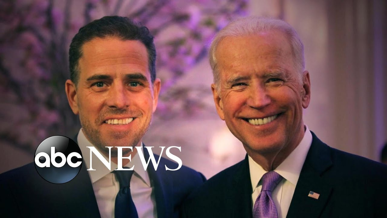 FBI holding laptop allegedly containing Hunter Biden business ...